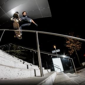 Gabriel Delgado - Fs Boardslide