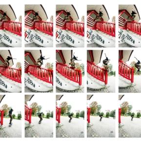 Lukas Krobath - Drop Boardslide
